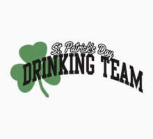 St. Patrick's day drinking team by nektarinchen