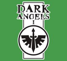 Dark Angels I - Warhammer by Groatsworth