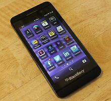 Blackberry z10 review by jacklinsmith