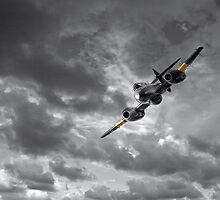 Meteor Splash by J Biggadike