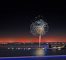 Point Walter Fireworks  by EOS20