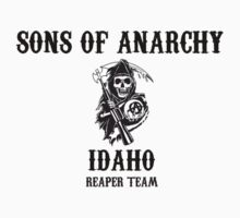 Anarchists Idaho Anarchy by Prophecyrob