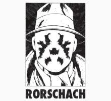 Rorschach by lukecorallo