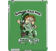 """Garbage Pale Kidz """"Puking Patty"""" iPad Case/Skin"""
