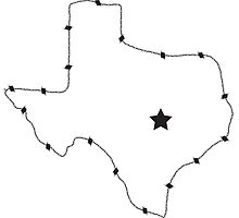 Texas Barbwire by loki1982