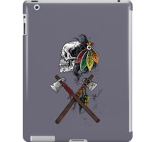 Chicago Blackhawks iPad Case/Skin