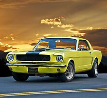 1966 Ford 'Pony Up' Mustang by DaveKoontz