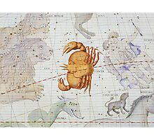 Constellation of Cancer Photographic Print