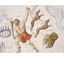 Constellation of Bootes Photographic Print
