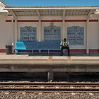 Kalk Bay station by awefaul