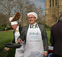 Martin Horwood Mp for Cheltenham by Keith Larby