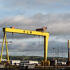Harland and Wolff Belfast by ThomasBlake
