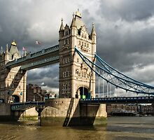 Tower Bridge - London by StephenRB