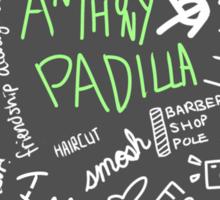 Anthony Padilla Sticker