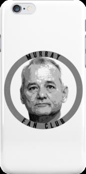Bill Murray Fan Club by Kelsey Sneddon