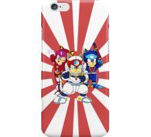 Samurai Pizza Cats - Table & Phone Cass iPhone Case/Skin