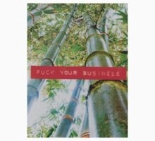 Fuck Your Business by Artstudio61
