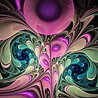 Fractal Abstracts Challenge Winner by Bunny Clarke
