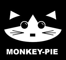 Monkey-pie by bittysbygones
