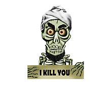 Achmed the dead terrorist Photographic Print