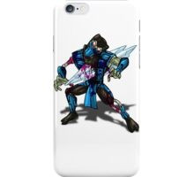 Zombie Sub Zero iPhone Case/Skin