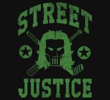 Street Justice Casey Jones by printproxy