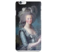 Marie Antoinette, Queen of France iPhone Case/Skin