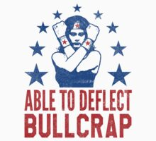 Able To Deflect Bullcrap by printproxy