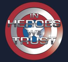 IN HEROES WE TRUST by pocus
