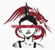 Lisbeth Salander - Girl with the Dragon Tattoo by elektro