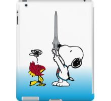 He-Dog and Battle Bird iPad Case/Skin
