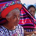 Guatemala. Santiago Atitlan. Old Woman. Portrait. by vadim19