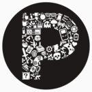 Pxlbyte Logo by Bryan Martin
