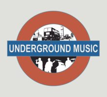 Underground Music by mxclouti