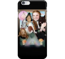 Wizard of Oz Poster iPhone Case/Skin