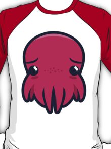 Terrence the Octopie - Aww Shucks! T-Shirt