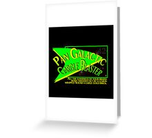Fictional Brew - Pan Galactic Gargle Blaster Greeting Card