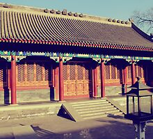 Palace-The Prince Gong Mansion by deviloblivious