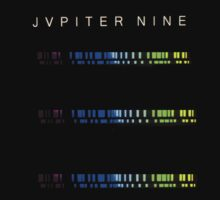 JUPITER NINE  by JUPITERJTK