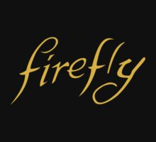Firefly by penguinua