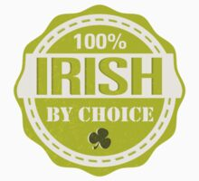 Irish by choice Kids Clothes