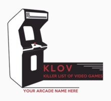 KLOV Logo Sticker by Prophecyrob