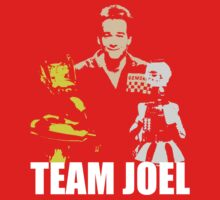 MST3K Team Joel by LiamNeesons