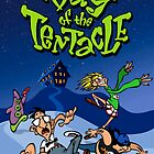 Day of the Tentacle -  Game Box Art by edskimo8
