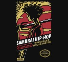 Samurai Hip-Hop by pacalin