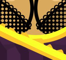 Moxxi - Purple Sticker