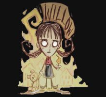 Don't Starve - Willow by alemag