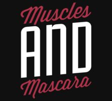 Muscles and Mascara by printproxy