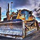 HDR Caterpillar by David Charniaux