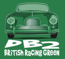 Aston Martin DB2 by velocitygallery